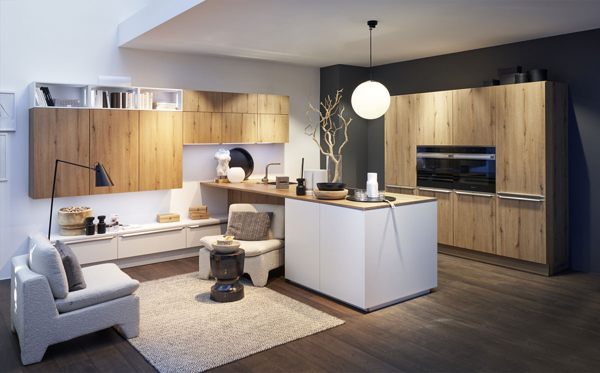 Examples of kitchens in Marbella Nolte