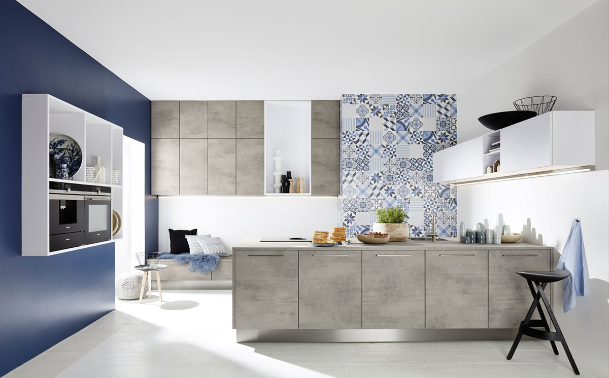 Example kitchen Marbella