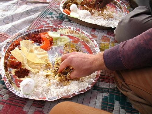 Cocina musulmana