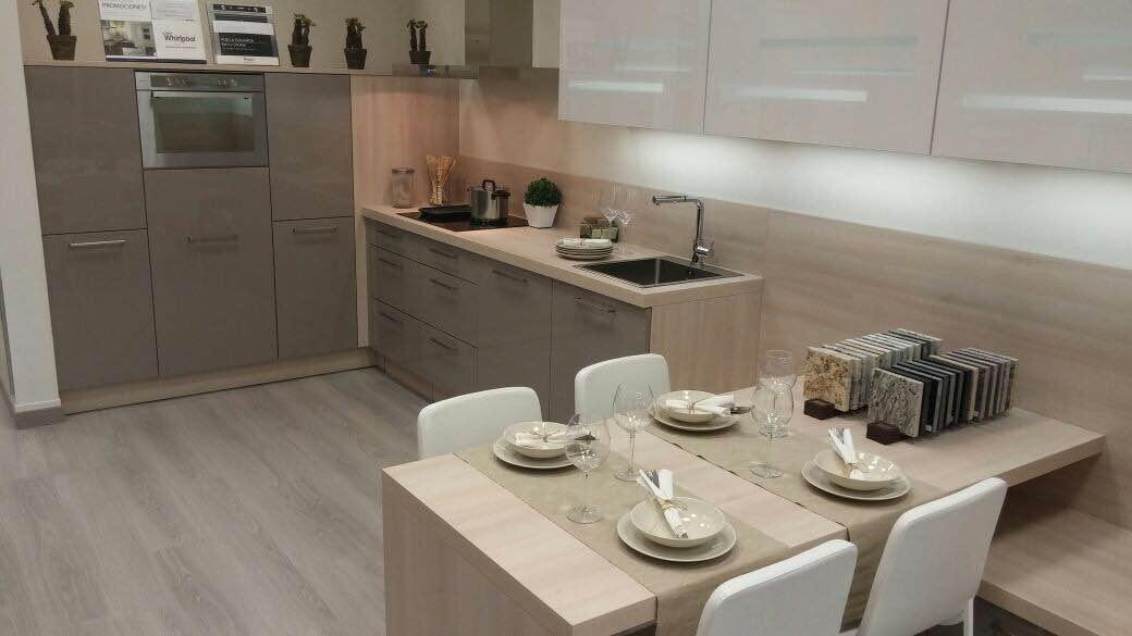 Cocinas de dise o en m laga nolte cocinas for Cocina practica