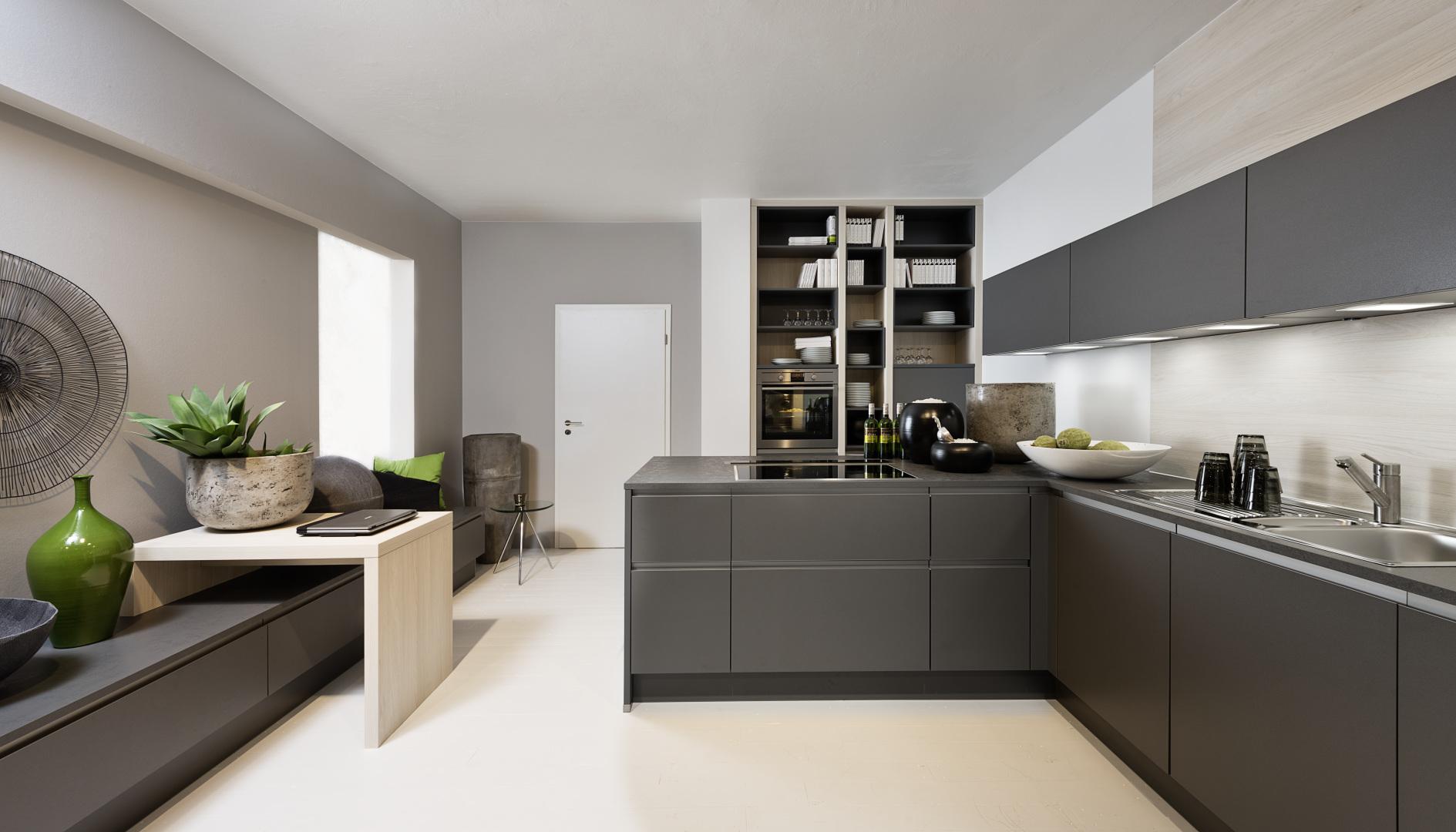 Tiradores para una cocina de dise o nolte cocinas - Nolte cocinas ...
