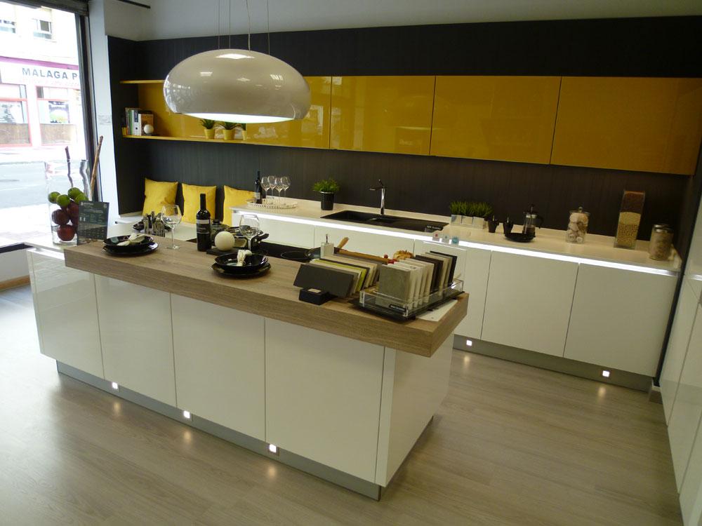Visita virtual cocina moderna en m laga nolte cocinas - Nolte cocinas ...